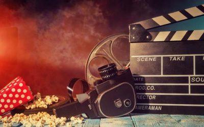 Filmowiec lub fotograf